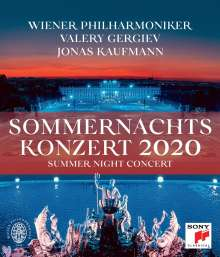 Wiener Philharmoniker - Sommernachtskonzert Schönbrunn 2020, Blu-ray Disc
