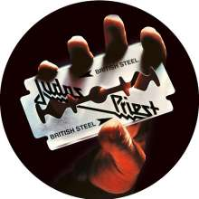 Judas Priest: British Steel (Limited 40th Anniversary Edition) (Picture Disc - UV Image), 2 LPs