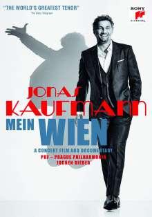Jonas Kaufmann - Mein Wien (Konzertfilm & Dokumentation), DVD
