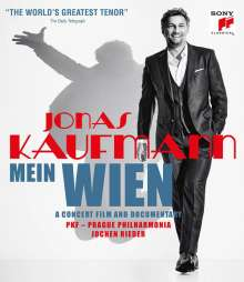 Jonas Kaufmann - Mein Wien (Konzertfilm & Dokumentation), Blu-ray Disc