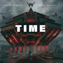 """Alan Walker x Hans Zimmer: Time (Alan Walker Remix) (180g) (Limited Edition) (45 RPM), Single 12"""""""
