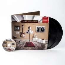Morse, Portnoy & George: Cov3r To Cov3r (180g), 2 LPs und 1 CD
