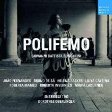 Giovanni Battista Bononcini (1670-1747): Polifemo, 2 CDs
