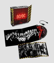 AC/DC: Power Up (Limited Box), CD