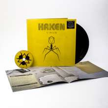Haken: Virus (180g), 2 LPs und 1 CD
