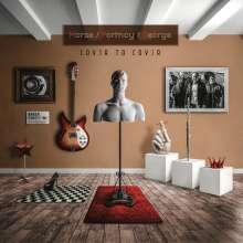 Morse, Portnoy & George: Cov3r To Cov3r, CD