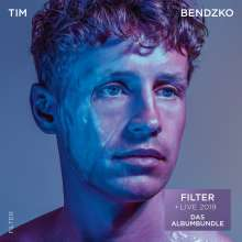 Tim Bendzko: FILTER + Live 2019: Das Albumbundle, 3 CDs
