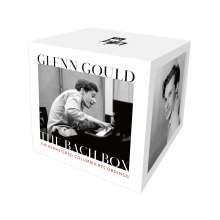 Johann Sebastian Bach (1685-1750): Glenn Gould - The Bach Box (The Remastered Columbia Recordings), 30 CDs