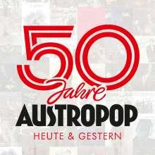 50 Jahre Austropop: Heute & Gestern, 2 CDs