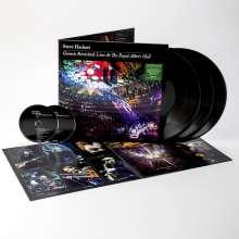 Steve Hackett (geb. 1950): Genesis Revisited: Live At The Royal Albert Hall (Remaster 2020), 3 LPs und 2 CDs