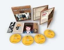Elvis Presley (1935-1977): From Elvis In Nashville, 4 CDs