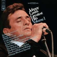 Johnny Cash: Greatest Hits Vol. 1, LP