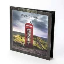 Dream Theater: Distant Memories: Live in London (Limited Deluxe Artbook), 3 CDs, 2 Blu-ray Discs und 2 DVDs