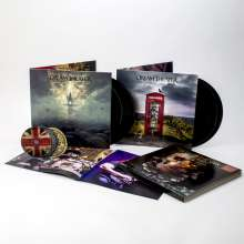 Dream Theater: Distant Memories: Live in London (180g) (Limited Box Set), 4 LPs und 3 CDs
