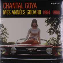Chantal Goya: Mes Annees Godard, LP