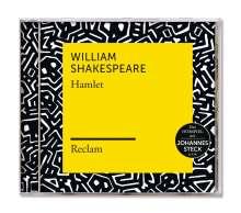 William Shakespeare: Hamlet (Reclam Hörspiel), MP3-CD