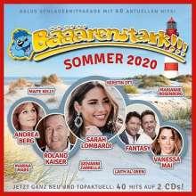 Bääärenstark!!! Sommer 2020, 2 CDs