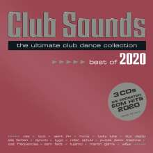 Club Sounds: Best Of 2020, 3 CDs