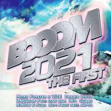 Booom 2021 The First, 2 CDs