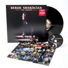 Derek Sherinian (ex-Dream Theater): The Phoenix (180g), 1 LP und 1 CD