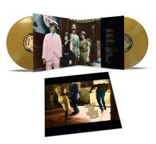 Bob Dylan: Rough And Rowdy Ways (180g) (Limited Edition) (Yellow-Golden Vinyl) (in D-A-CH exklusiv für jpc!), 2 LPs