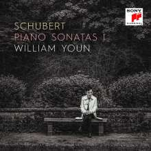 Franz Schubert (1797-1828): Klaviersonaten Vol.1, 2 CDs