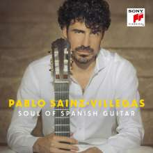 Pablo Sainz Villegas - Soul of Spanish Guitar, CD