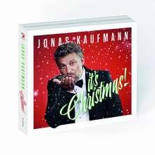 Jonas Kaufmann - It's Christmas (Deluxe Edition mit hochwertigem Booklet), 2 CDs