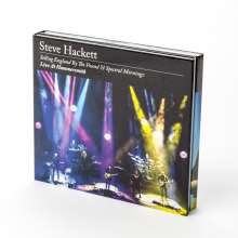 Steve Hackett (geb. 1950): Selling England By The Pound & Spectral Mornings: Live At Hammersmith, 2 CDs und 1 Blu-ray Disc