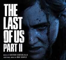 Filmmusik: The Last Of Us Part II, CD