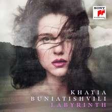 Khatia Buniatishvili - Labyrinth (180g), 2 LPs