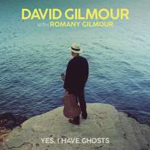 """David Gilmour: Yes, I Have Ghosts (Limited Black Friday Record Store Day 2020 Edition), Single 7"""""""