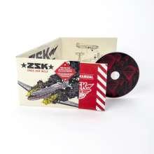 ZSK: Ende der Welt, CD