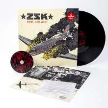 ZSK: Ende der Welt (180g) (Limited Edition), 1 LP und 1 CD