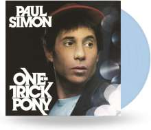 Paul Simon (geb. 1941): One Trick Pony (Light Blue Vinyl), LP
