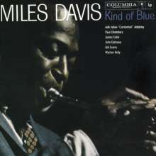 Miles Davis (1926-1991): Kind Of Blue (Limited Edition) (Clear Vinyl), LP