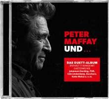 Peter Maffay: PETER MAFFAY UND..., CD