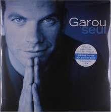Garou: Seul (180g) (Limited Edition) (White Vinyl), 2 LPs