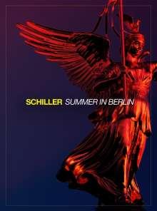 Schiller: Summer In Berlin (Super Deluxe Edition), 2 CDs und 2 Blu-ray Discs