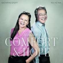 Yo-Yo Ma & Kathryn Stott - Songs of Comfort & Hope, CD