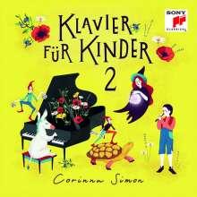Corinna Simon - Klavier für Kinder 2, CD