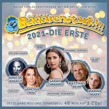 Bääärenstark!!! 2021 - Die Erste, 2 CDs