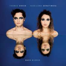 Vassilina Serfimova - Bach Mirror, CD