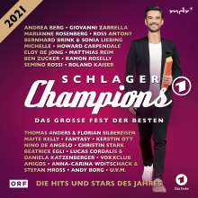 Schlagerchampions 2021 - Das große Fest der Besten, 2 CDs