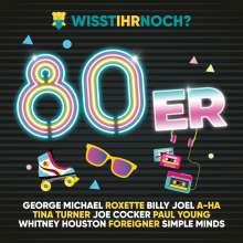 Wisst ihr noch ?...die 80er !, 2 CDs
