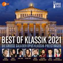 Best of Klassik 2021 - Die Opus Klassik-Preisträger, 2 CDs