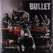 Bullet: Highway Pirates (RSD 2019) (180g) (Clear Vinyl), LP