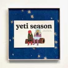 El Michels Affair: Yeti Season (Limited Deluxe Edition Box) (Red Vinyl), 1 LP und 1 Buch