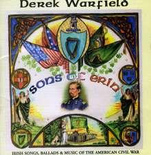 Derek Warfield: Sons Of Erin, CD