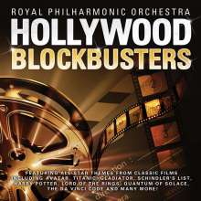 Royal Philharmonic Orchestra: Filmmusik: Hollywood Blockbusters, 2 CDs